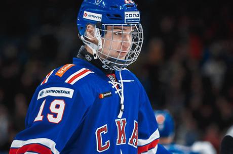 Самый молодой игрок в истории КХЛ или гиперталантливый финн